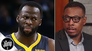 Draymond Green is the key to the Warriors this season - Paul Pierce | The Jump