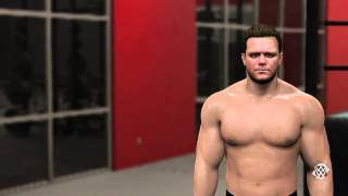 How to create Chris Benoit on WWE 2K15