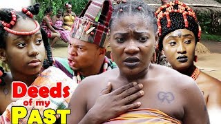 "New Movie Alert ""DEEDS OF MY PAST"" Season 1&2 - (Mercy Johnson) 2019 Latest Nollywood Epic Movie"