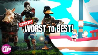 10 NEW Nintendo Switch ESHOP Games: WORST to BEST!