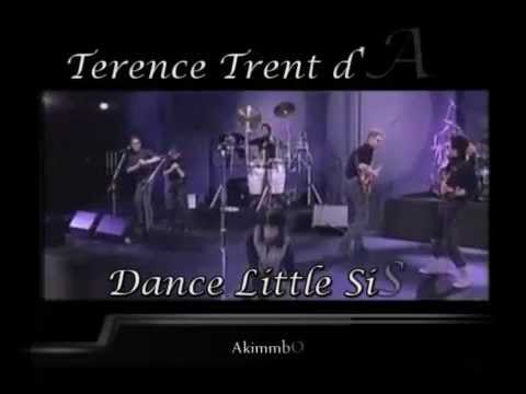 Terence Trent D'arby ** Dance Little Sister ** Lyrics video