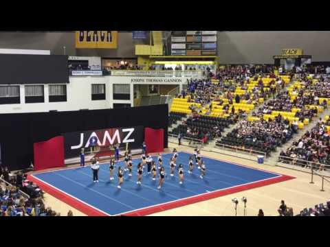 Jamz cheer and dance competition 2017