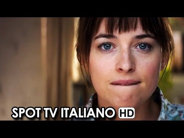 Cinquanta sfumature di grigio Spot Tv 'Il suo mondo' (2015) - Dakota Johnson, Jamie Dornan Movie HD