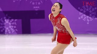 Why Mirai Nagasu's Historic Triple Axel at the Olympics Is Such a Big Deal
