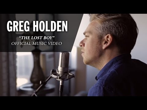 Greg Holden - The Lost Boy Official Music Video