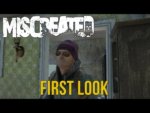 Miscreated Gameplay Part 1 (60FPS) - Open World Survival - BANDITS! (Let's Play)