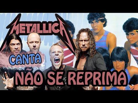 E se Metallica cantasse