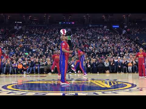 Oracle Arena Highlights | Harlem Globetrotters 2018