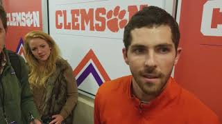 TigerNet: Costa on Senior Day