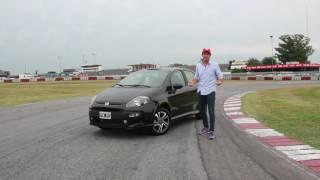 Fiat Punto Sporting - Test - Jose Luis Denari