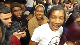 Casanova - Research & Service High School Thanksgiving Surprise