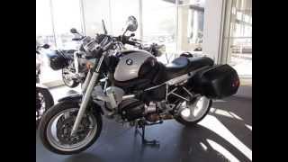 2000 BMW R1100R - Eurosport Asheville