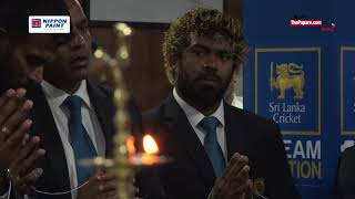 Sri Lanka team departure for Asia Cup 2018
