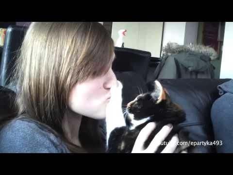 Animais odeiam beijos