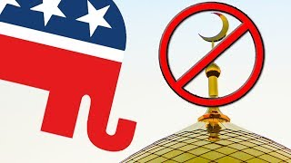 Republicans: NO MUSLIMS ALLOWED!!!