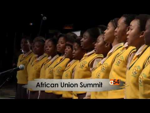 Launch of Passport During the African Union Summit
