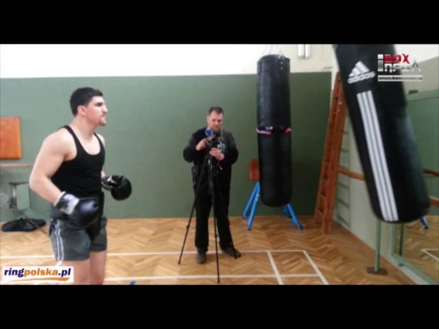 Marco Huck vs. Ola Afolabi 3 sparring