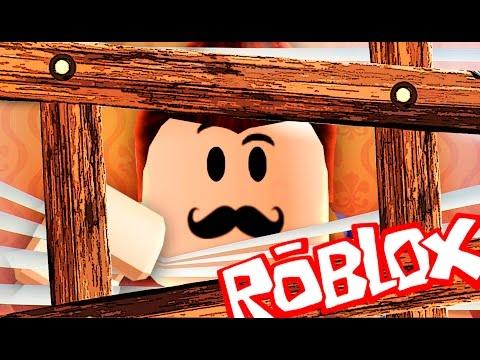 Закрыли соседа в своем доме ROBLOX ПРИВЕТ СОСЕД или СОСЕД С ПРИВЕТОМ на детском канале EFG