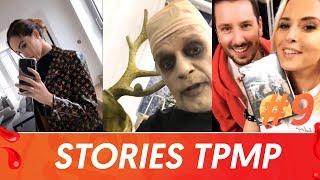 TPMP-Kelly Vedovelli, Nabilla, Jean-Michel Maire le meilleur des stories Instagram des chroniqueurs