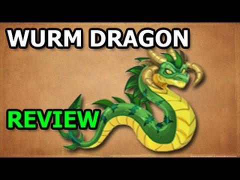 WURM DRAGON Dragon City Recruitment Tavern Review
