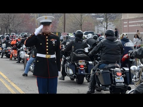 Boston's 4th annual Wounded Vet Run