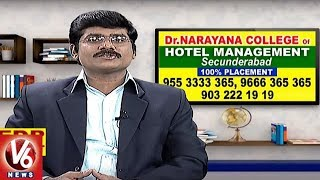 BBA and EDP Courses | Dr Narayana College Of Hotel Management | Career Point