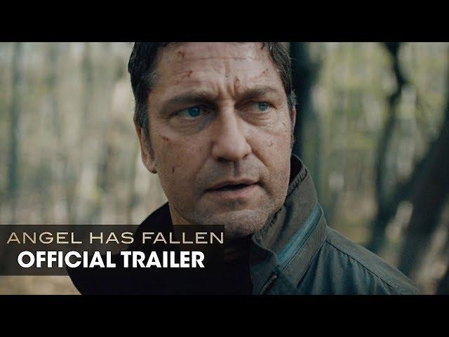 Angel Has Fallen (2019 Movie) Official Trailer - Gerard Butler, Morgan Freeman thumbnail