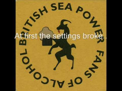 British Sea Power - Like A Honeycomb