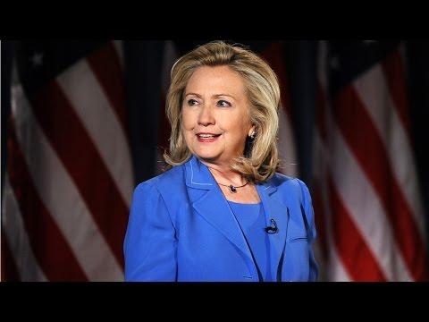 Hillary Clinton se lanza por la presidencia de EU
