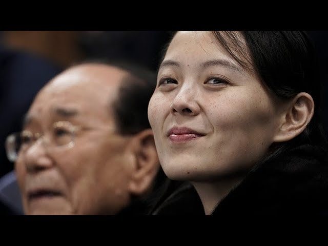 Kim Jong-un's mysterious and powerful sister