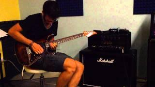PRS Archon Suhr guitars Raffaele riefoli