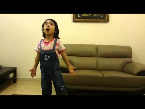 The Story Of The Cap Seller And The Monkey As Told By Aribah:) video