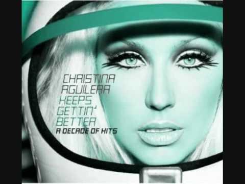 Keeps Gettin' Better ~ Christina Aguilera with Lyrics!!