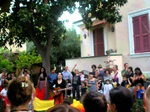 festa del pane 2011 - ASILO STEINERIANO Roma