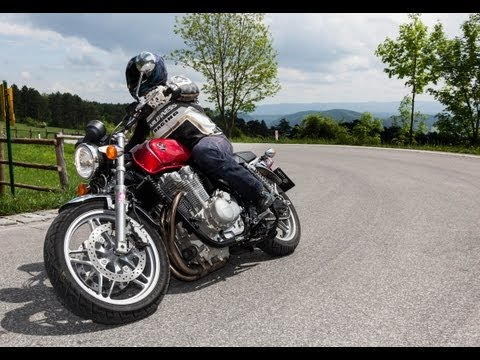Test-Video | Honda CB 1100 Test | Onboard, Fahreindr�cke