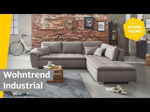 Wohnung im Loft-Stil einrichten: Der Wohntrend Industrial Style | Roombeez – powered by OTTO