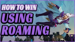 How To Win By Roaming - All Roles Guide - League of Legends Climbing Tips