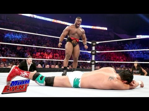Alberto Del Rio vs. Big E Langston: WWE Main Event, May 22, 2013