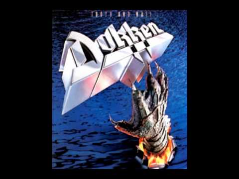 Dokken - Tooth and Nail (LYRICS INCLUDED IN DESCRIPTION)