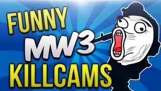 MW3: Spinning in Killcams! (Funny MW3 Killcams & Fails) | Whos Chaos