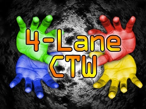 Minecraft: 4-Lane Capture The Wool w/Mitch & Friends Part 1 – Secret Plan :D – 2MineCraft.com