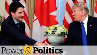Trump presses Canada on defence spending at NATO summit | Power & Politics