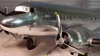 Guillows DC-3 model 1/32 scale