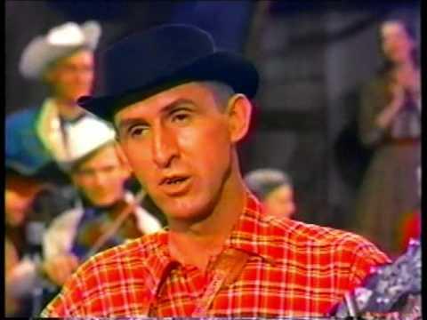 String Bean - Hillbilly Music Goin' Round (1950s)