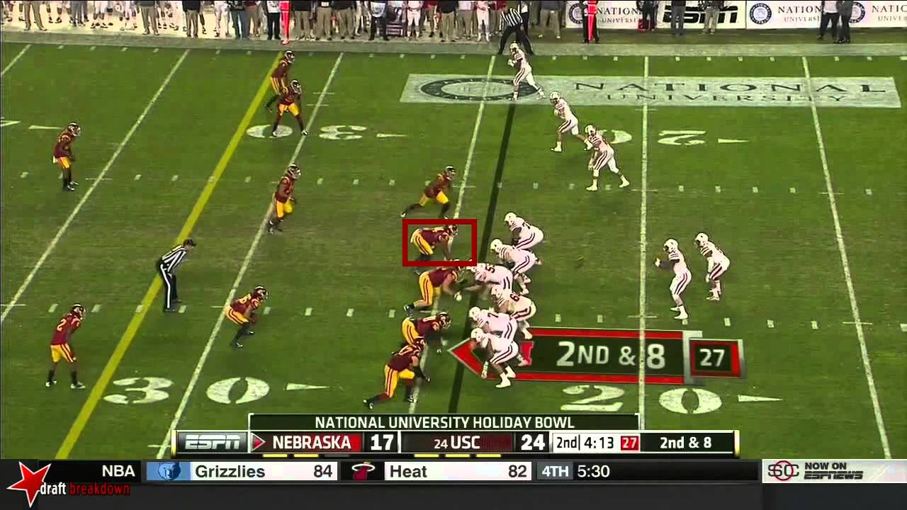 Leonard Williams vs Nebraska (2014)