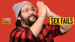 Losing a Sex Toy Inside Yourself - Sex Fails (ft. Steve Zaragoza)