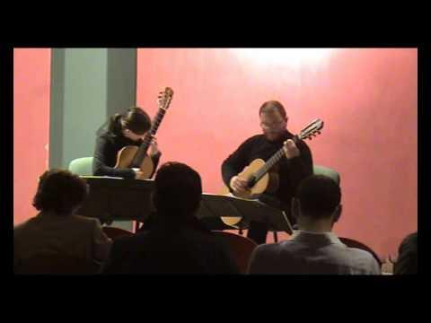 Isaac Albeniz Tango op 165 n°2- two guitars