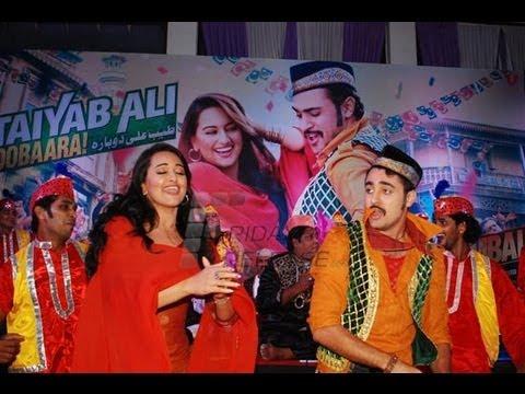 Imran Khan Sonakshi Sinha dance to Tayyab Ali Pyaar Ka Dushman...