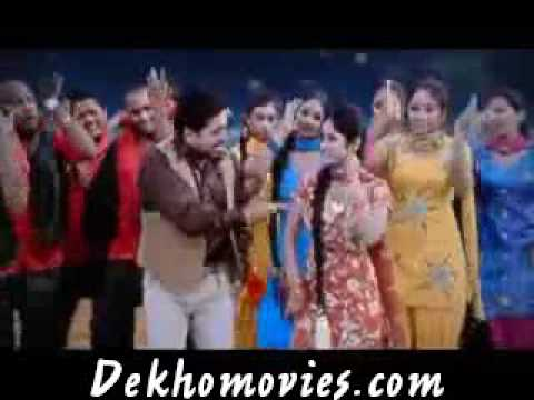 New Punjabi Song Brand New 2009 Maninder Manga And Miss Pooja Song - Dekhomovies video