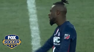 Kei Kamara gets booked for twerking | FOX SOCCER
